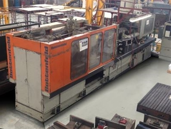 500 Tonne Injection Moulding Machine