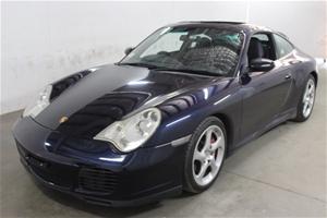 2002 Porsche 911 Carrera 4s 996 Automatic Coupe