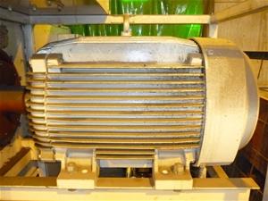Weg 3 Phase Induction Motor Model 280sm0790 90kw 1480rpm
