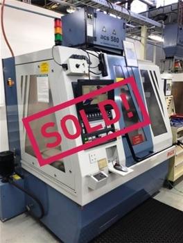 General – CNC Tool Regrinding Machine