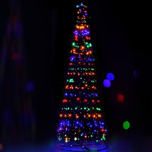 Jingle Jollys 3.6m LED Christmas Tree