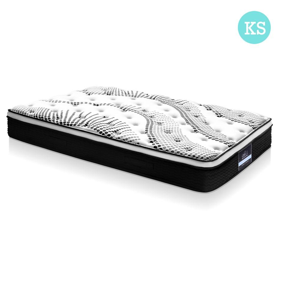 Giselle Bedding King Single Size Euro Foam Mattress