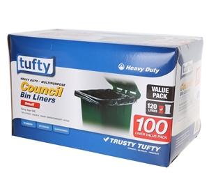 2 x Packs of 100 Heavy Duty Multi-purpos