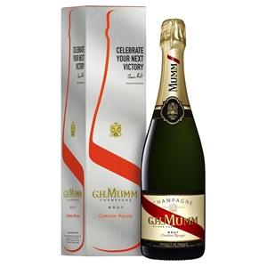G.H. Mumm `Cordon Rouge` Champagne Porsc