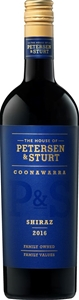 Petersen & Sturt Shiraz 2016 (12 x 750mL
