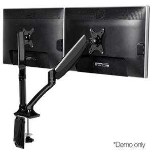 2 Arms Adjustable Monitor Screen Holder