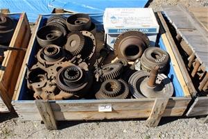Case 850/1150 Bulldozer Torque Converter As
