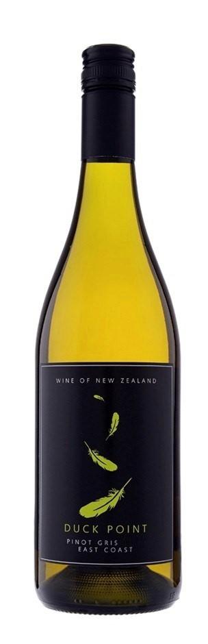 Duck Point Pinot Gris 2020 (12 x 750mL) NZ