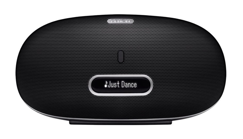Denon Cocoon Portable Wireless Music System (DSD300) (Black)