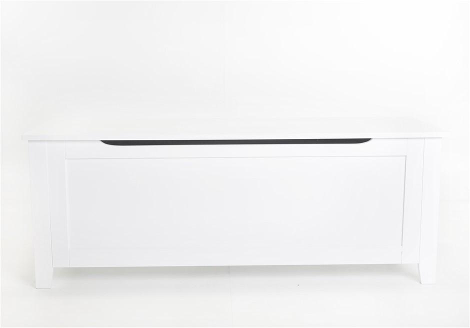 Marston Multipurpose Storage Box - White