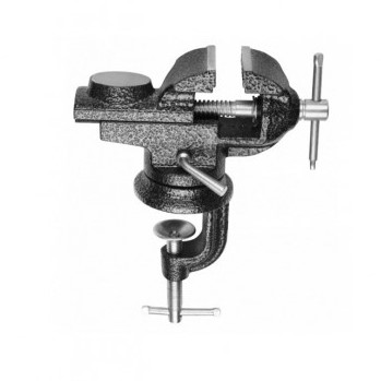 TOLSON 50mm Swivel Bench Vice with Anvil. Buyers Note - Discount Freight Ra