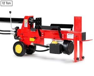 Yukon 12 Ton Electric Hydraulic Log Spli