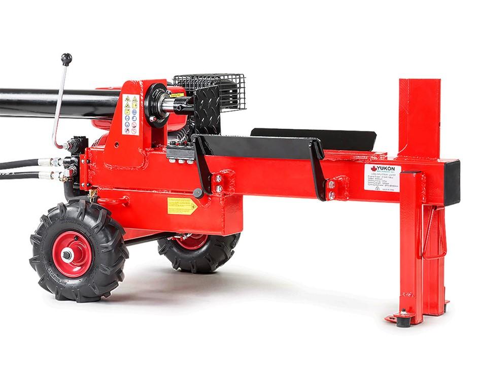 Yukon 15 Ton Petrol Hydraulic Log Splitter