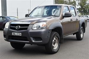 2009 Mazda BT-50 DX B3000 T/Diesel Automatic Dual Cab Auction (0001 ...