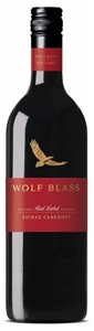 Wolf Blass Red Label Shiraz Cabernet 201