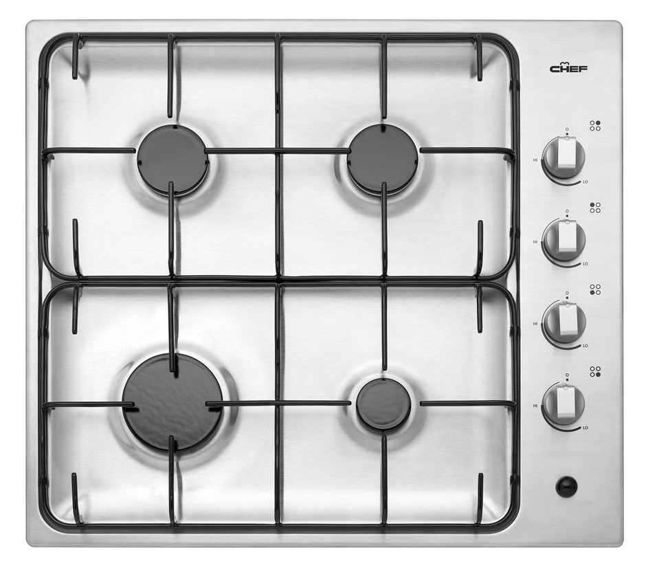 Artusi 60cm Natural Gas Cooktop (CAG640XFFD)