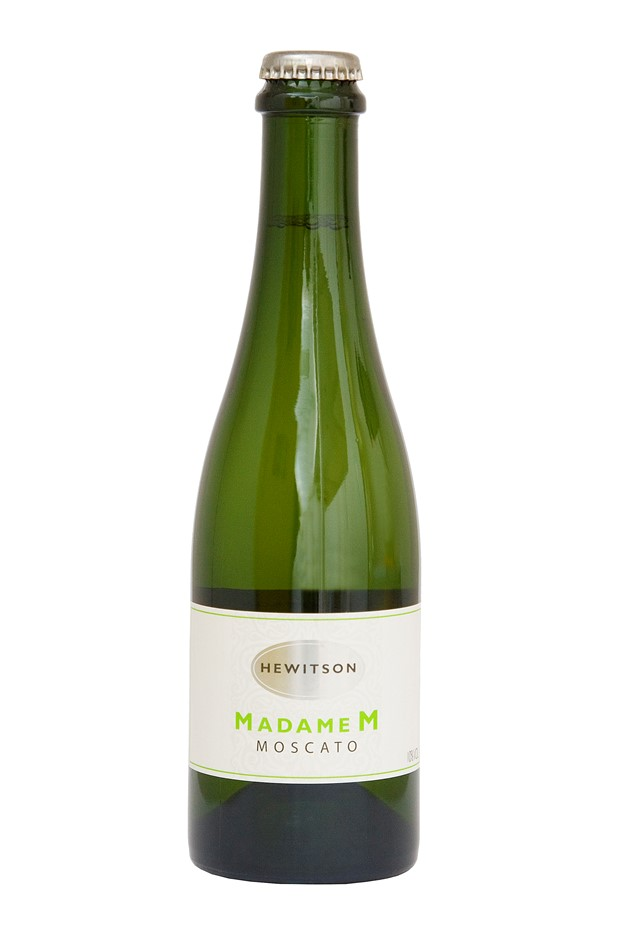 Hewitson `Madame M` Late Harvest Moscato NV (12 x 375mL), Barossa, SA.