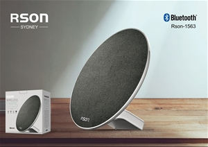 Rson Discus Black/Green Wireless Speaker