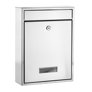 Platinum Mail Box - Manhattan