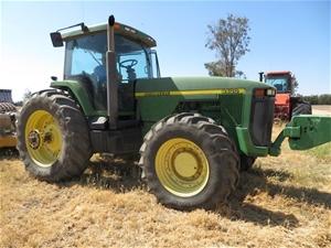 John Deere For Sale >> John Deere 8400 Fwa Tractor