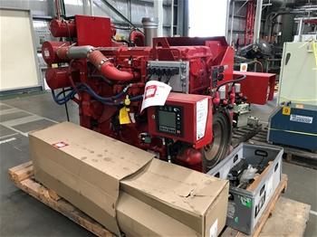 Diesel Engine (450KW)