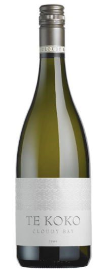 Cloudy Bay Te Koko Sauvignon Blanc 2015 (6 x 750mL), Marlborough, NZ.