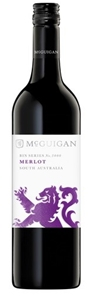McGuigan `Bin 3000` Merlot 2016 (6 x 750