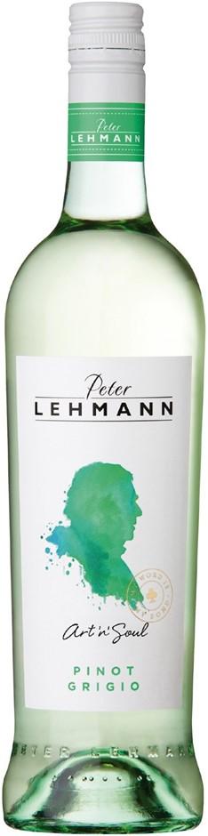 Peter Lehmann `Art n Soul` Pinot Grigio 2017 (12 x 750mL), AUS.