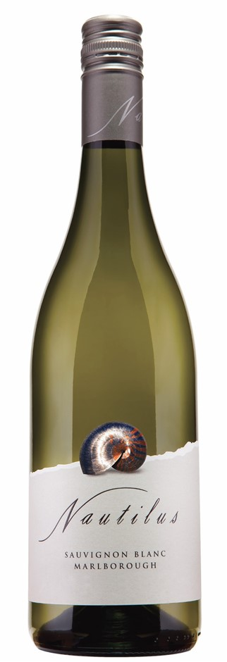 Nautilus Estate Sauvignon Blanc 2018 (12 x 750mL), Malborough, NZ.