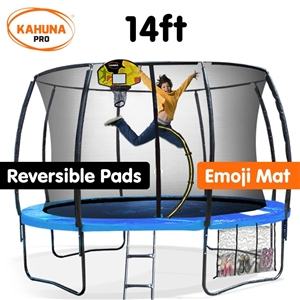 Kahuna Trampoline Pro 14ft - Reversible