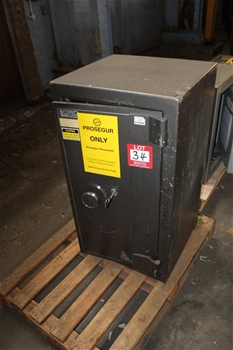 Combination & Key Safes