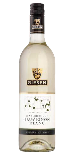 Giesen Sauvignon Blanc 2020 (6 x 750mL), Marlborough, New Zealand.