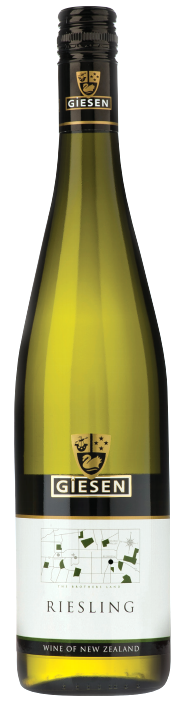Giesen Riesling 2015 (6 x 750mL), Marlborough, New Zealand.