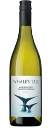 Whales Tale 2018 Sauvignon Blanc (12 x 750mL) Marlborough New Zealand