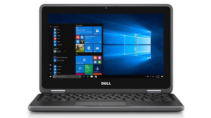 "Dell Latitude 11 3189 (2-in-1) - 11"" HD Touch/N4200/4GB/128GB SSD/W10P EDU"