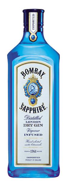 Bombay Sapphire Gin (6 x 700mL) United Kingdom
