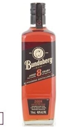 Bundaberg 8yr Old 2008 Rum (1 x 700mL) Australia