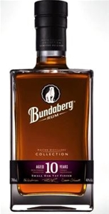 Bundaberg 10yr Old Rum (1 x 700mL) Austr