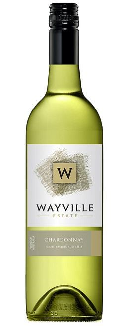 Wayville Estate Chardonnay 2017 (12 x 750mL), SE AUS.