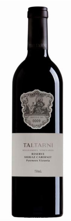 Taltarni `Reserve` Shiraz Cabernet 2016 (6 x 750mL), Pyrenees, VIC.