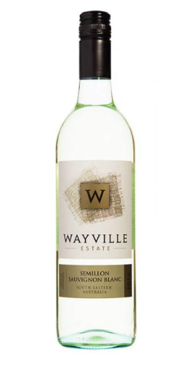Wayville Estate Semillon Sauvignon Blanc 2019 (12 x 750mL). SE AUS.