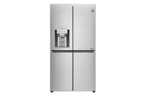 LG (GF-L708PL) 708L French Door Fridge (