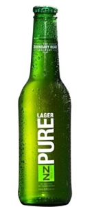 NZ Pure Lager (24 x 330mL). New Zealand