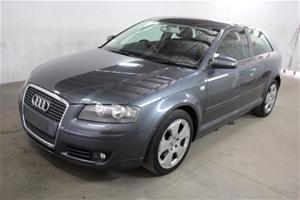 2005 Audi A3 20 Fsi Ambition Automatic Hatchback 103913km Auction