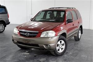 2001 mazda tribute classic tribute v6 automatic wagon auction (0001