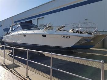 2000 Fastlane 34 Foot Boat
