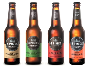 Four Pines Mixed 24 Case 6 pack x Pale/H