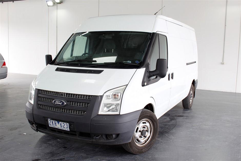 2012 Ford Transit 350 LWB Mid Roof VM Turbo Diesel Manual Van
