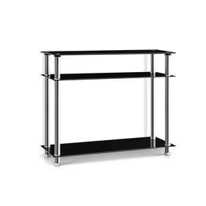 Artiss Entry Hall Console Table - Black