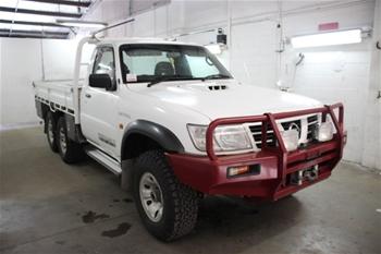 2005 Nissan Patrol ST 6x4